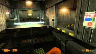 Black Mesa Source - Walkthrough - Power Up