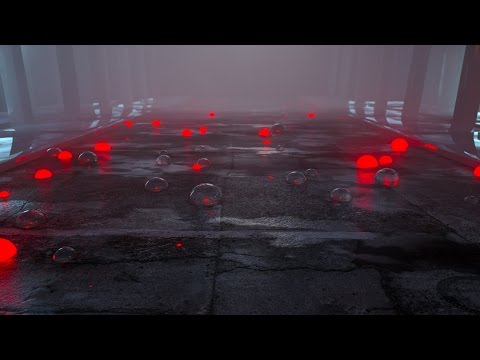 Create Wet Roads Using Octane In Cinema 4D