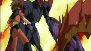 Bakugan Episodio 1 - Inizia la battaglia - 2/2