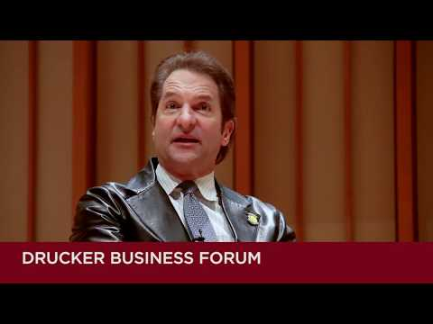 Peter Guber in conversation with Keith Ferrazzi
