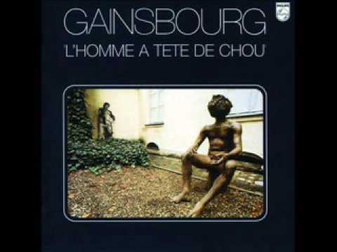 L'homme à tête de chou-Gainsbourg