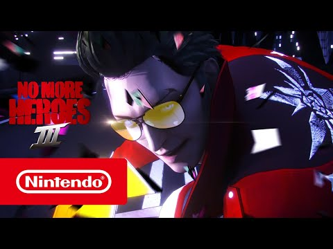 No More Heroes 3 - The Game Awards Trailer (short Version)