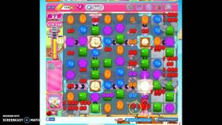 Candy Crush Level 906 help w/audio tips, hints, tricks