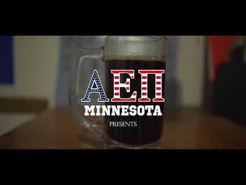AEPi Minnesota: The House Tour