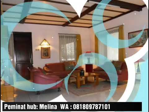 Rumah Dijual Bandung Utara Jl. Cisitu Indah