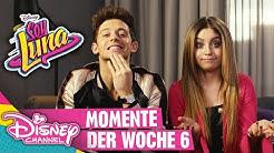 SOY LUNA - Die Momente der Woche 6 (Folgen 186-190) | Disney Channel App 📱