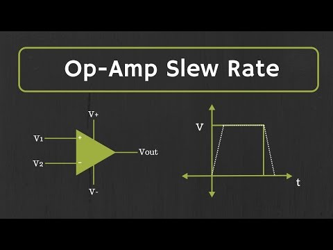 Op-Amp Slew Rate Explained (with Examples)