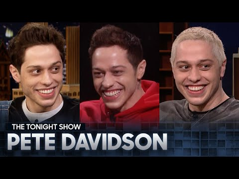 The Best of Pete Davidson on The Tonight Show | The Tonight Show Starring Jimmy Fallon