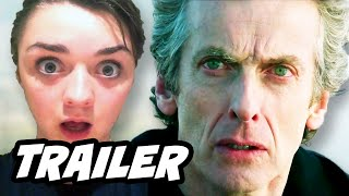 Doctor Who Series 9 Trailer Breakdown - Enter Maisie Williams