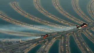X DUBAI: Jetman Dubai | Young Feathers | SKYDIVE DUBAI