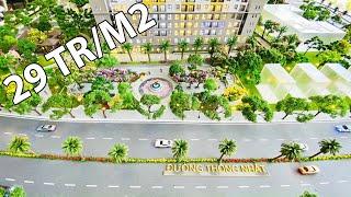Khám Phá Sa Bàn Căn Hộ Bcons Plaza MT Thống Nhất - Làng Đại Học Quốc Gia HCM