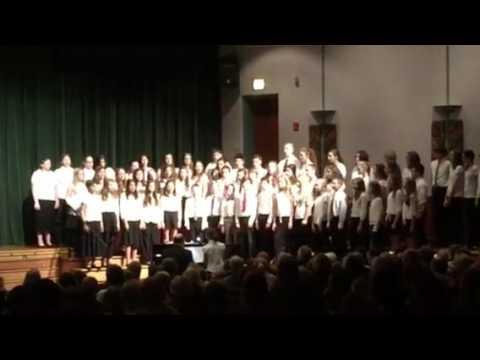Inscription of Hope - East Aurora Middle School 7/8 grade chorus