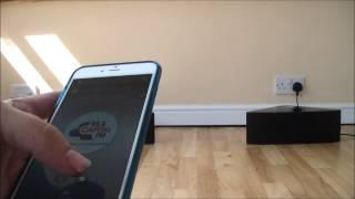 Samsung MultiRoom M7 WAM750 With Wireless Audio Hub