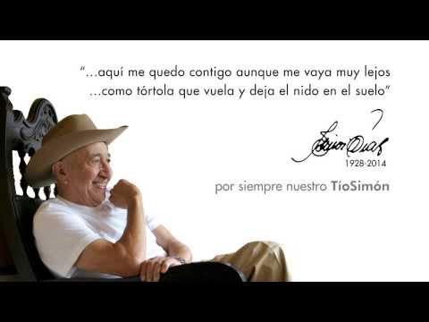 El Tío Simón, por siempre... from YouTube · Duration:  21 seconds
