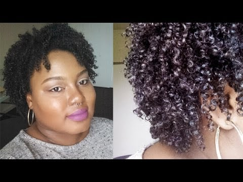 wash go short hair styles how to wash n go coily hair 3633 | hqdefault