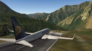 Jets at Lukla