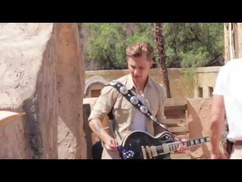 Frankie Ballard - Sunshine & Whiskey (Behind The Scenes)