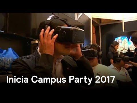 ¿En qué consiste el Campus Party Guadalajara 2017? - Al Aire con Paola