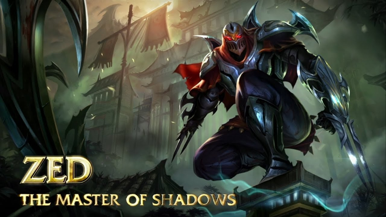 Zed | League of Legends