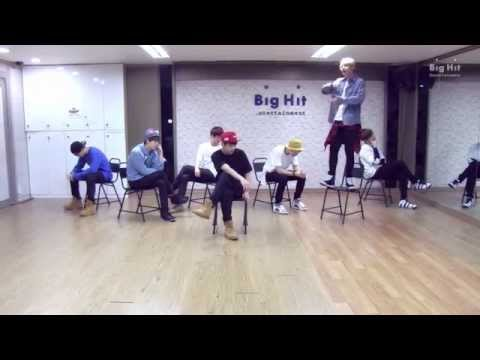 방탄소년단 하루만(Just one day) dance practice