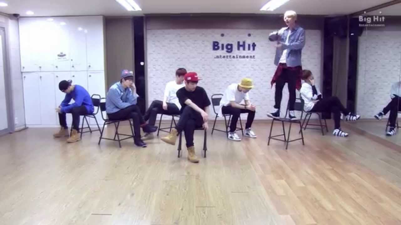 Download BTS (방탄소년단) '하루만(Just one day)' dance practice