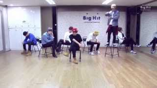 BTS (방탄소년단) '하루만(Just one day)' dance practice