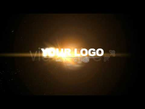 After Effects Project Files - Logo Strings & Particles Animation ...