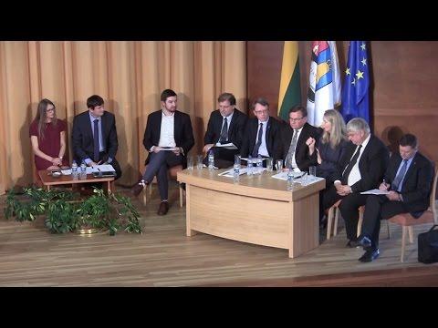 """Diskusija """"Švietimas Lietuvoje: kas turėtų keistis?"""""""