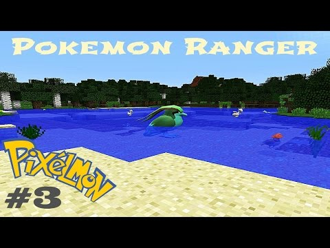 Sorting Plants & Picking Apricorns - Minecraft : Pokemon Ranger : Episode #3