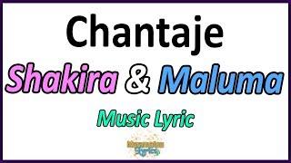 Baixar Shakira & Maluma - Chantaje - Letra