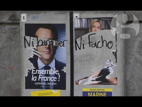 'Marseille is cut in two': France's election identity crisis