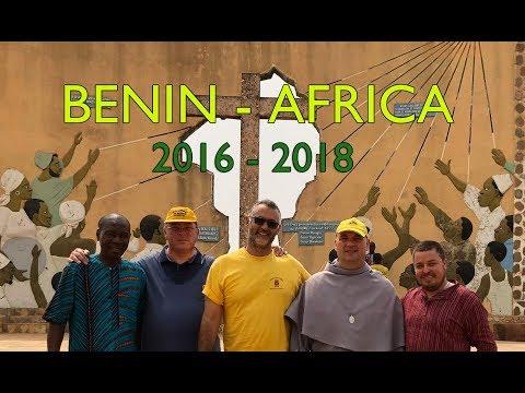 Missione Benin AFRICA dal 2016-2018 (presentazione foto con musica)