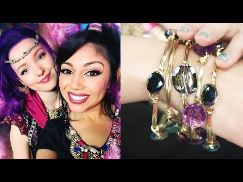 Disney Descendants - Genie Chic DIY Bracelet! | Charisma Star
