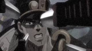 a serial killer makes jotaro remember the good old 80's