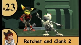 ratchet and clank 2 part 23 - map that hypnomatic