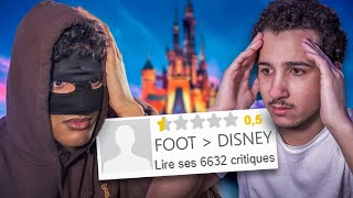 L'HOMME QUI DÉTESTAIT DISNEY ! (ft. Maskey)