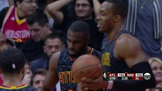 Atlanta Hawks at Houston Rockets - February 2, 2017
