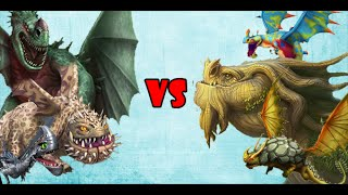 How To Train Your Dragon 2 - Tournament Battle 2