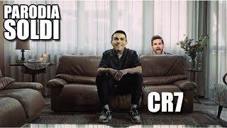 Cristiano Ronaldo - Soldi (PARODIA MAHMOOD) Prod. Aziz