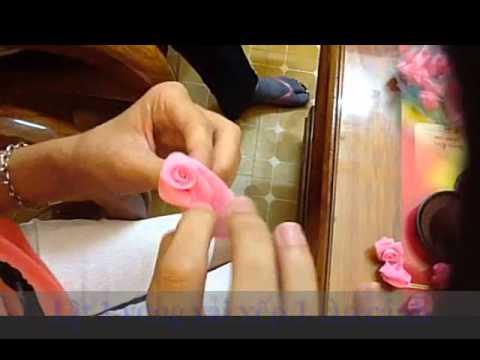 Cách làm hoa hồng