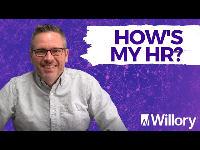How's My HR? -- Innovative product that gives you the objective answer to this question and more