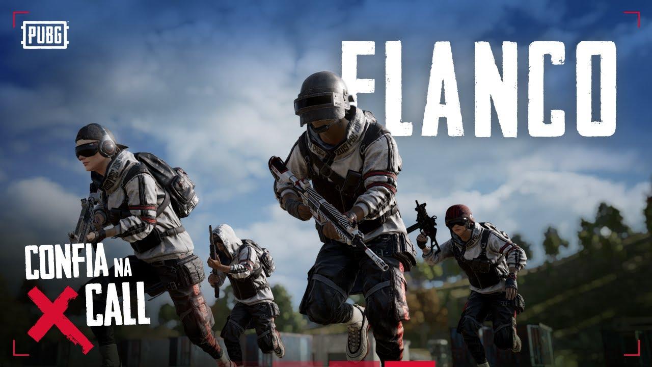 Confia na Call: Flanco