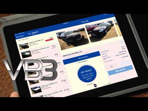 Intro To Copart: Global Online Auto Auctions (New VB3 Live Auction Experience)