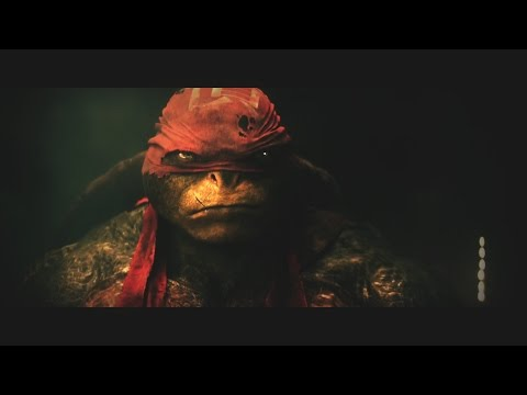 TMNT 2014 | Raphael | Warrior | Tribute