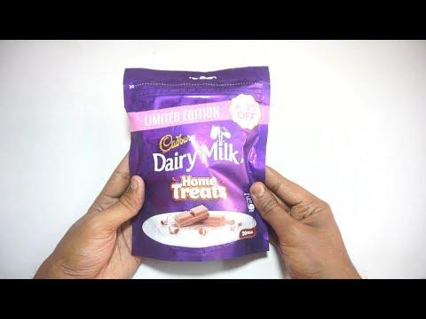 Cadbury Dairy Milk Home Treats Limited Edition