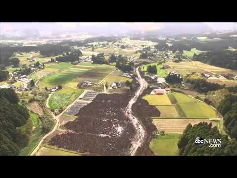 Drone Video Captures Ecudaor Earthquake Aftermath