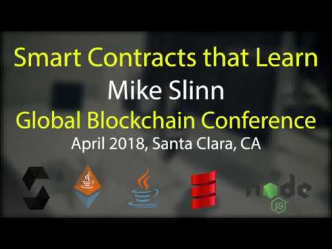Smart Contracts Are Not (Yet) Smart - Michael Slinn (CTO, Micronautics Research Corp)