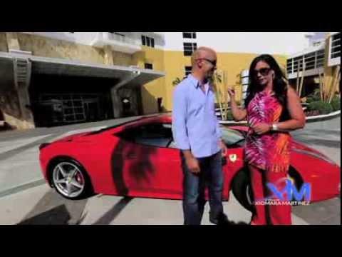 El Show De Xiomara Martinez Prestige Luxury Auto Rental Youtube