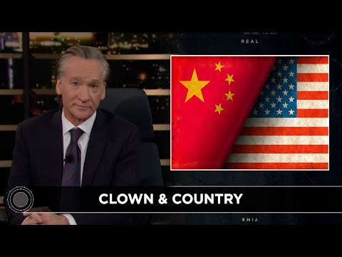 New Rule: Losing to China | Real Time with Bill Maher (HBO)