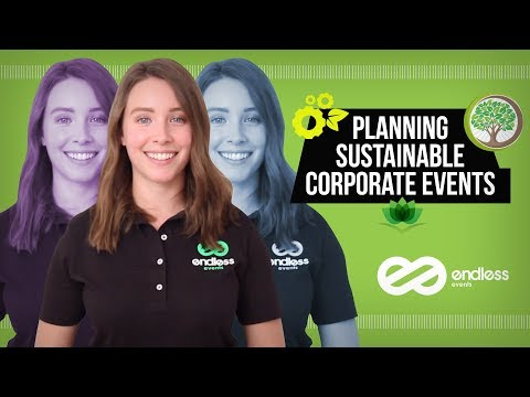 Go Green: How To Jump On Sustainable Event Trend